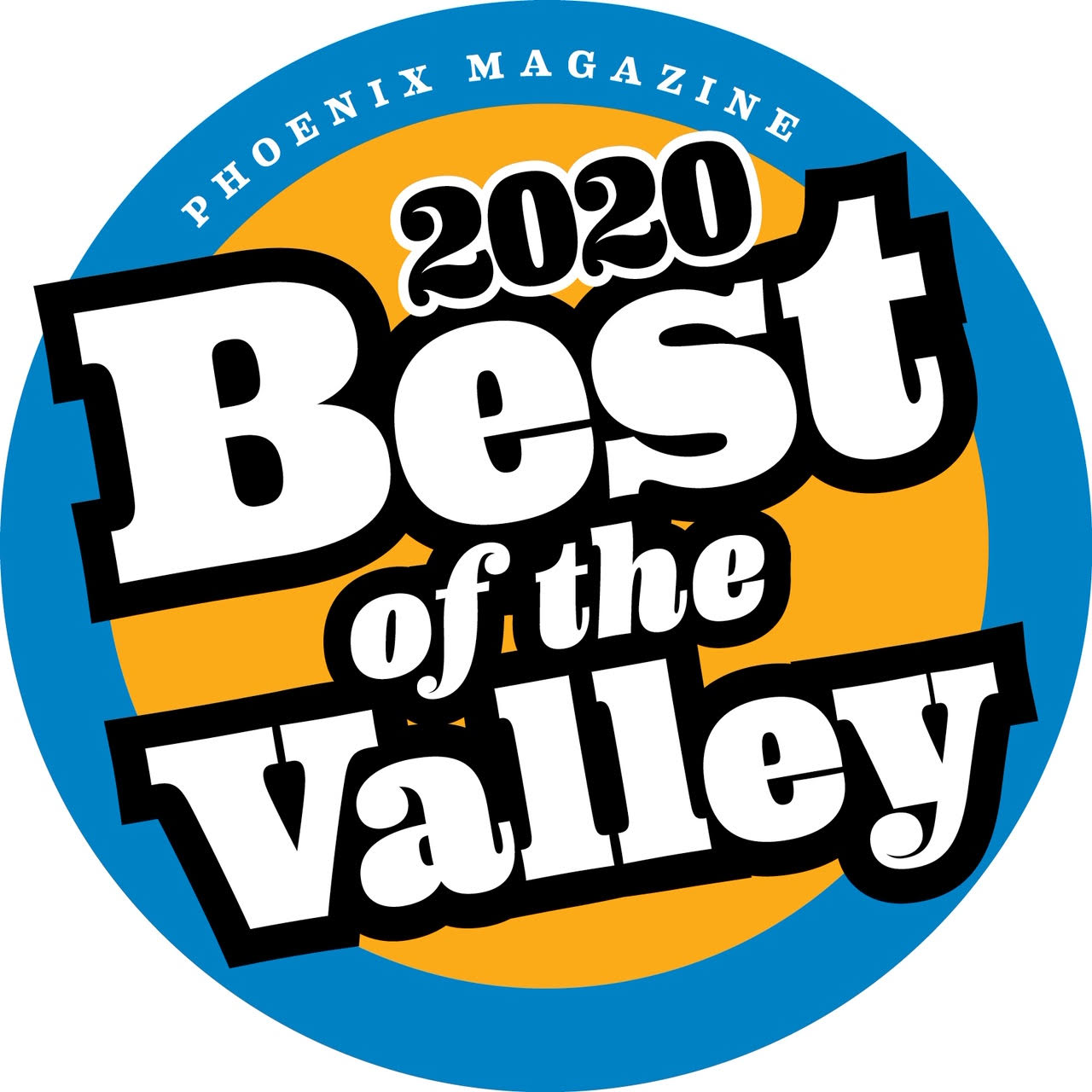 Best of the Valley 2020 Logo